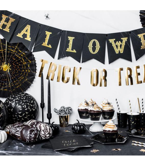 Festone Banner - Halloween Black PartyDeco