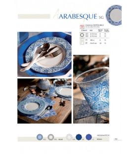 Tovaglioli 3 Veli Arabesque 33 x 33 cm 3 confezioni