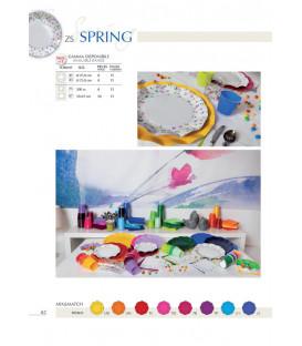 Tovaglioli 3 Veli Spring o Primavera Che dir si voglia 33 x 33 cm 3 confezioni
