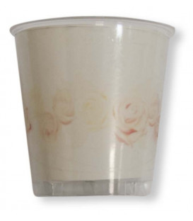 Bicchieri di Plastica Seta 300 cc
