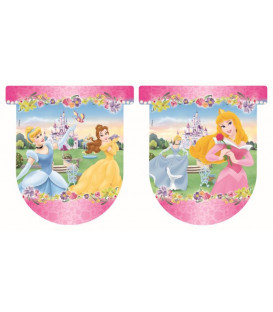 Festone Bandierine Princess Journey Disney
