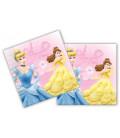 Tovagliolo 33 x 33 cm Princess Little Dreamer Disney