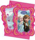 Biglietti Inviti Compleanno Frozen Disney