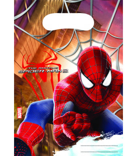 Party Bags The Amazing Spiderman Disney