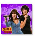Tovagliolo 33 x 33 cm Camp Rock Disney Channel 3 Confezioni