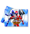 Tovaglia 120 x 180 cm Power Rangers Operation Overdrive