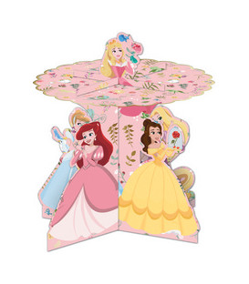 Alzata per dolci 3D True Princess 1 Pz Disney