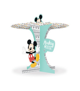 Alzata per dolci 3D Mickey Mouse Awesome 1 Pz Disney