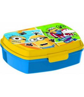 Box Merenda Minions 1 Pz