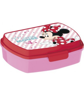 Box Merenda Minnie 1 Pz