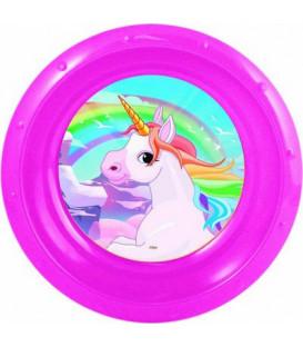 Piatto Ciotola 20 cm Unicorn 1 Pz