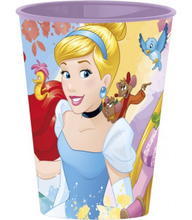 Bicchiere 260 ml Princess Disney 1 Pz