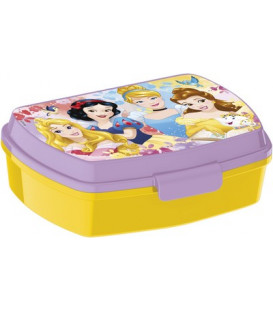 Box Merenda Princess Disney 1 Pz