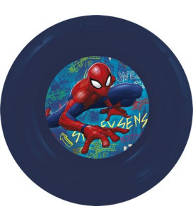 Piatto Ciotola 20 cm Spiderman Disney 1 Pz