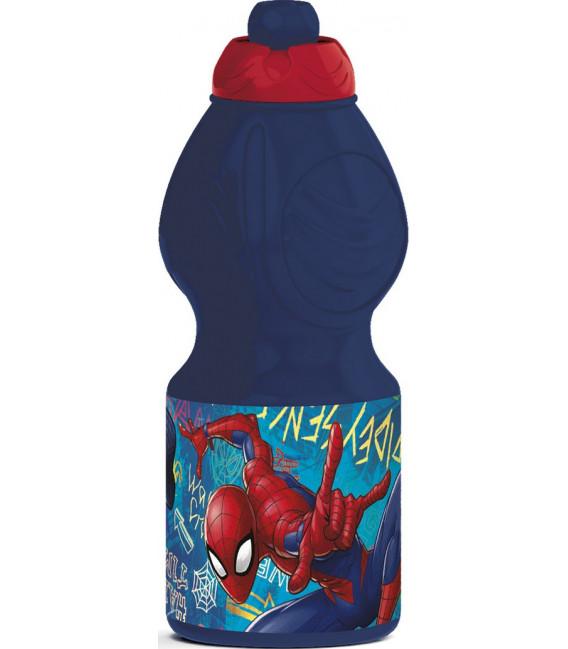 Bottigliette 400 ml Spiderman Disney 1 Pz