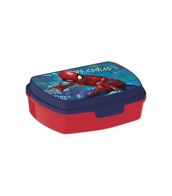 Box Merenda Spiderman Disney 1 Pz