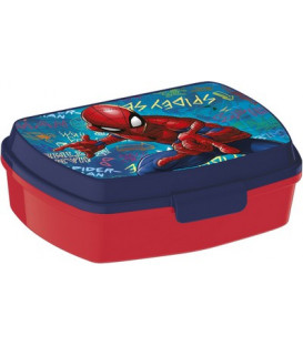 Box Merenda Spiderman Disney 1 Pz