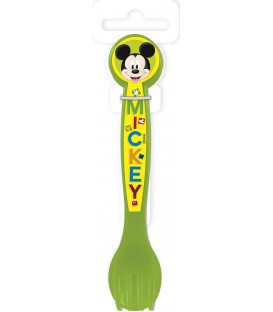 Set Posate Mickey Disney 2 Pz