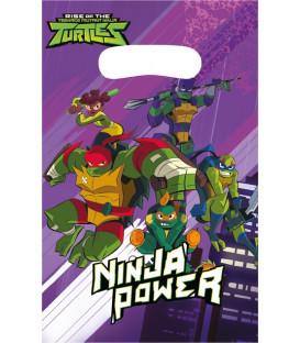 Loot Bag Tartarughe Ninja TMNT 8 pz