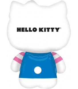 "Pallone foil Supershape 30"" - 76 cm Hello Kitty Summer Fun 1 pz"