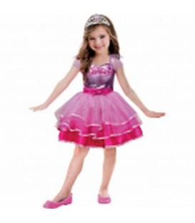 Costume Barbie Ballet Tg 5-7 anni