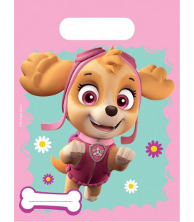 Loot bag Paw Patrol Skye and Everest 6 pz