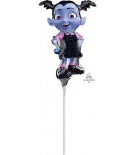 Pallone foil Minishape Vampirina SI GONFIA AD ARIA