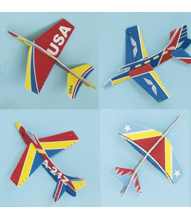Kit aeroplanini 8 pz