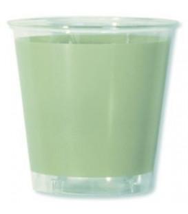 Bicchieri di Plastica Verde Salvia 300 cc