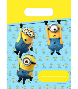 Loot Bag Lovely Minions 6 pz