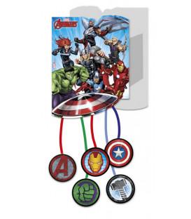 Pignatta 30 cm Avengers Mighty 1 pz