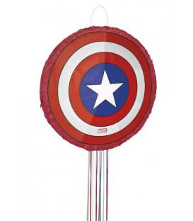 Pignatta 45 cm Capitan America 1 pz