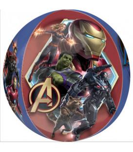 Pallone foil ORBZ 38 x 40 cm Avengers Endgame 1 pz