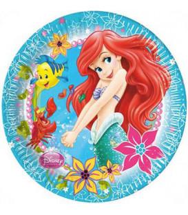 Piatto 23 cm Ariel 8 pz