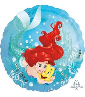 """Pallone foil Standard 17"""" - 42 cm Ariel Dream Big 1 pz"""