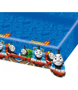 Tovaglia plastica 120 x 180 cm Trenino Thomas 1 pz