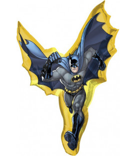 "Pallone foil Supershape 39"" - 99 cm Batman 1 pz"