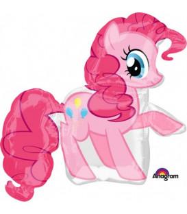 "Pallone foil Supershape 33"" - 83 cm My Little Pony - Pinky Pie 1 pz"