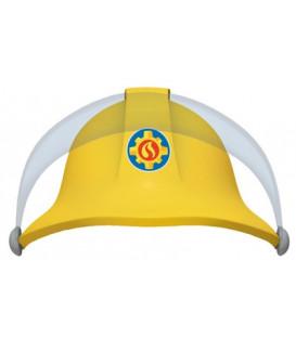 Cappellino Casco 16,5 cm Sam il Pompiere 8 pz