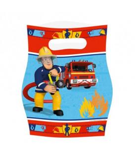 Loot Bag Fireman sam il pompiere 8 pz