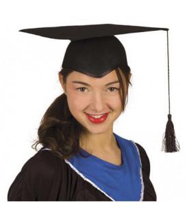 Cappello feltro Laurea 1 pz