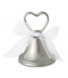 Segnaposto campanella H 5 cm x D 3,5 cm 12 pz