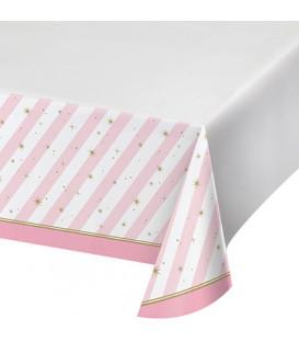 Tovaglia plastica 137 x 244 cm Ballerina - Twinkle Toes 1 pz