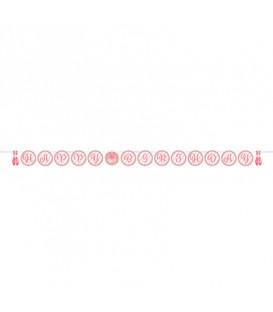 Festone snodabile 260 x 15 cm Ballerina - Twinkle Toes 1 pz