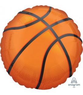 Pallone foil 71 cm Jumbo Basket 1 pz