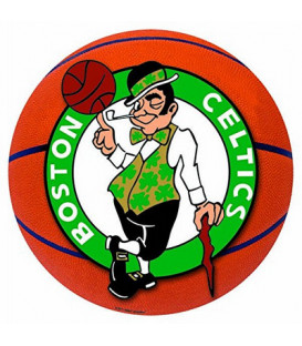 Decorazione cartoncino 30 cm NBA Boston Celtics