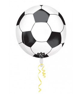 "Pallone foil ORBZ 16"" - 40 cm Calcio 1 pz"