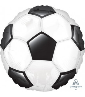 Pallone foil 71 cm Jumbo Calcio 1 pz