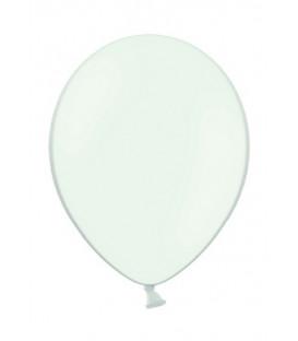 """Pallone lattice 11"""" - 28 cm Bianco pastello 002 - Professionale 50 pz"""