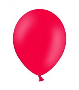 """Pallone lattice 11"""" - 28 cm Rosso pastello 101 - Professionale 50 pz"""